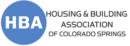 Logo for Colorado Springs HBA